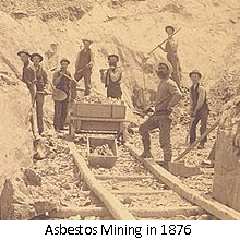 Ancient History Of Asbestos Vista Environmental Consulting